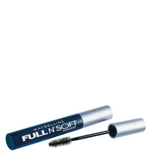 Maybelline Full 'N' Soft Mascara - Very Black 8.2ml