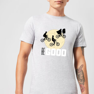 ET Be Good Moon T-Shirt - Grey