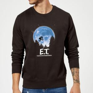 ET Moon Silhouette Pullover - Schwarz