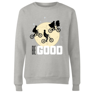 ET Be Good Moon Women's Sweatshirt - Grey