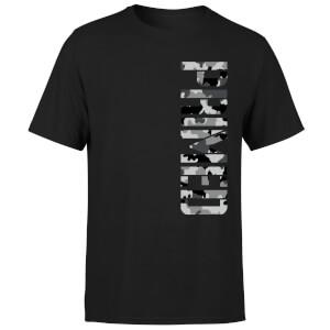 Primed Campaign T-Shirt - Black