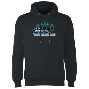 Ready Player One Welcome To The Oasis Hoodie - Black