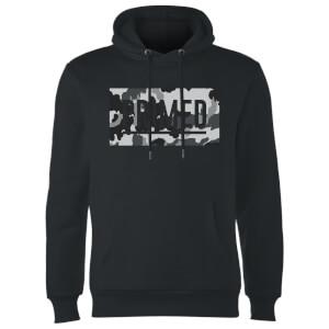 Primed Energy Hoodie - Black