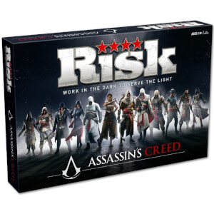 Risk Board Game - Assassin's Creed Edition