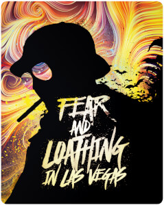Fear and Loathing in Las Vegas - Zavvi Exclusive Limited Edition Steelbook