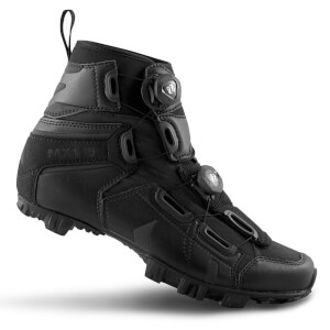 Lake MX145 MTB Boots - Black