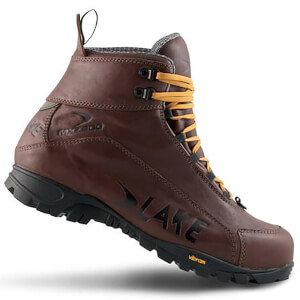 Lake MXZ200 Winter MTB Boots - Brown