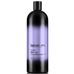 Acondicionador Cool Blonde de label.m 1000 ml