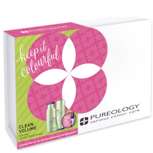 Pureology Clean Volume Duo Pack (Worth $79.90)