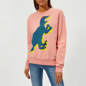 PS by Paul Smith Women's Dino Sweatshirt - Pink