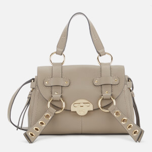 See By Chloé Women's Allen Leather Tote Bag - Motty Grey