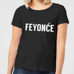 Feyonce Women's T-Shirt - Black