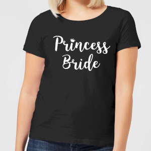 Princess Bride Women's T-Shirt - Black