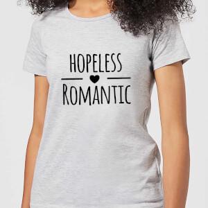Hopeless Romantic Women's T-Shirt - Grey