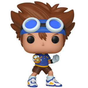 Digimon Tai Figura Pop! Vinyl
