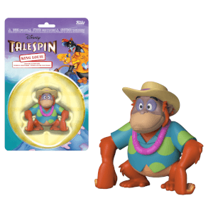 Disney Afternoon King Louie Action Figure