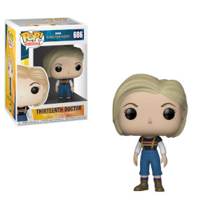 Figura Funko Pop! - Decimotercer Doctor - Doctor Who