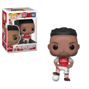 Arsenal FC Pierre Emerick Aubameyang Funko Pop! Vinyl