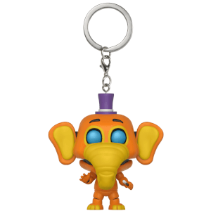 Five Nights at Freddy's Pizzeria Simulator Orville Funko Pop! Keychain