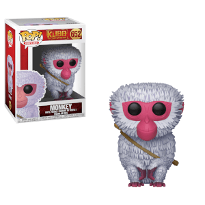 Kubo Monkey Funko Pop! Figuur