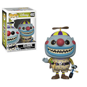 Figurine Pop! Clown L'Étrange Noël de Monsieur Jack