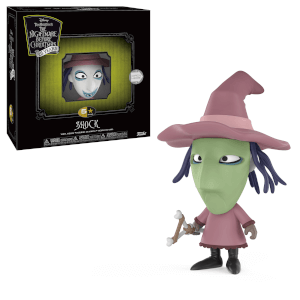Funko 5 Star Vinyl Figure: The Nightmare Before Christmas - Shock