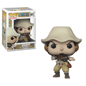 One Piece Usopp Pop! Vinyl Figur