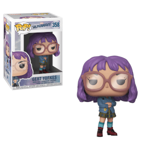 Marvel Runaways Gert Figura Pop! Vinyl