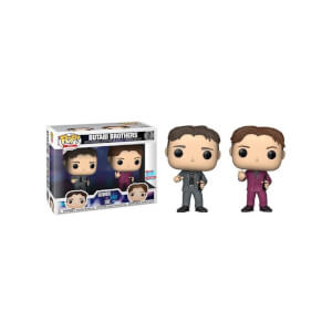 Figurines Pop! Doug Et Steve Butabi - SNL