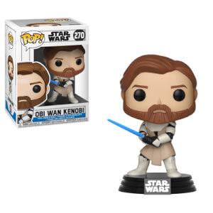 Star Wars Clone Wars Obi Wan Kenobi Funko Pop! Vinyl