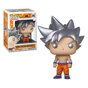 Dragon Ball Super - Goku Ultra Instinct Figura Pop! Vinyl