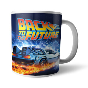 Tazza Back To The Future Great Scott