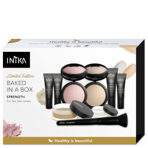INIKA Baked in a Box cofanetto trucco completo - Strength