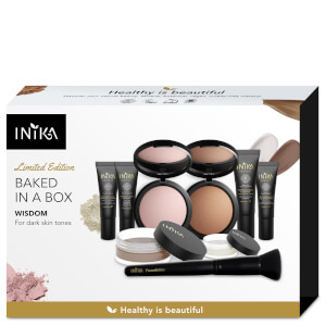 INIKA Baked in a Box - Wisdom (Worth $190.00)