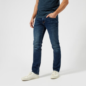 Tommy Hilfiger Men's Core Denton Straight Jeans - New Dark Stone
