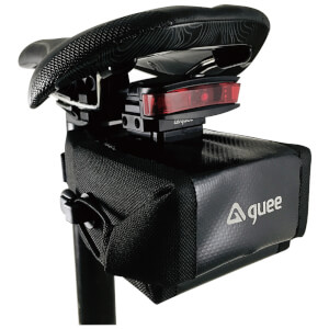 Guee B-Mount Saddle Bracket + Saddle Bag