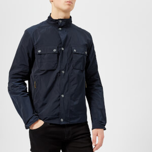 Barbour International Men's Stannington Casual Jacket - Navy