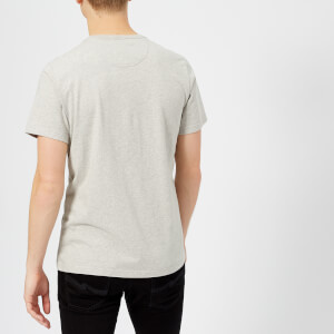 Barbour International Men's Climb T-Shirt - Grey Marl: Image 2
