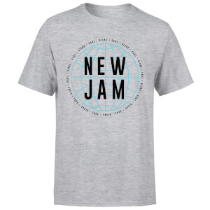 Ranz + Niana New Jam Global T-Shirt - Grey