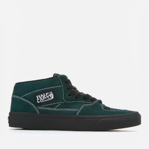 Vans Men's Half Cab Trainers - Darkest Spruce/Black