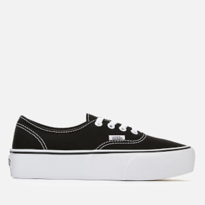 Vans Women's Authentic Platform 2.0 Trainers - Black
