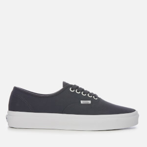 Vans Men's Authentic Vansbuck Trainers - Asphalt/Blanc De Blanc