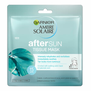 Garnier Ambre Solaire After Sun Sheetmask