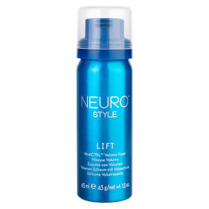 Espuma de Volume Neuro HeatCTRL da Paul Mitchell 45 ml