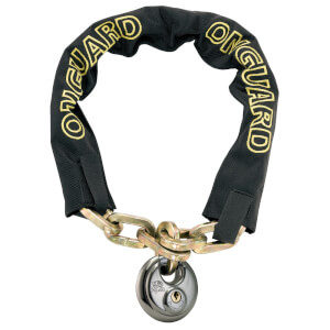 OnGuard Mastiff RPAD Chain Lock - 80cm x 8mm