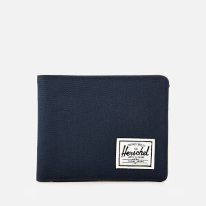 Herschel Supply Co. Men's Roy Wallet - Navy/Red