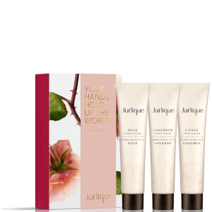Jurlique Hand to Hand Luxurious Care Trio (Worth $57.00)