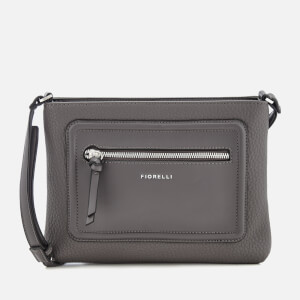 Fiorelli Women's Bella Cross Body Bag - Cobble Grey