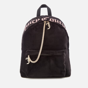 Juicy Couture Women's Delta Backpack - Black Luxe