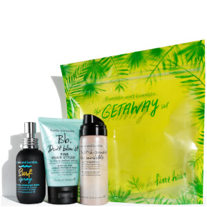 Bumble and bumble Lush Hair Summer Set for Fine Hair (Worth £34.00)